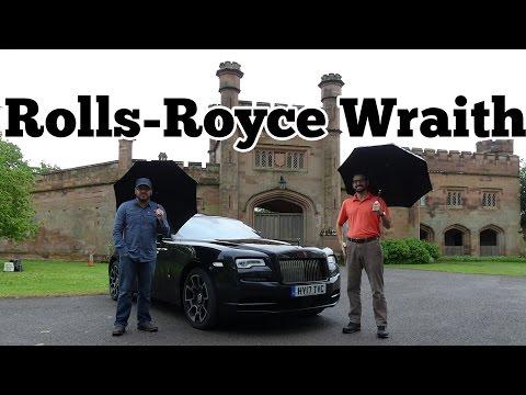 2017 Rolls-Royce Wraith: POV Drive