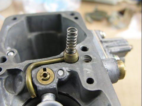 10/11 Carburateur Solex 32 DIS : Remontage de la cuve | FunnyCat TV