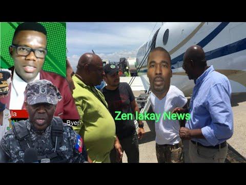 Arnel Belizaire pran nan mera net gwo koze Haiti apremidia men video ann gade