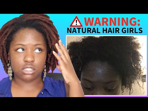HAIR SALON HORROR STORY | Loose Natural Hair to Dreadlocks (Storytime)