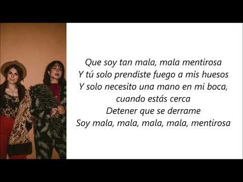 Krewella - Bad Liar (Letra en español)