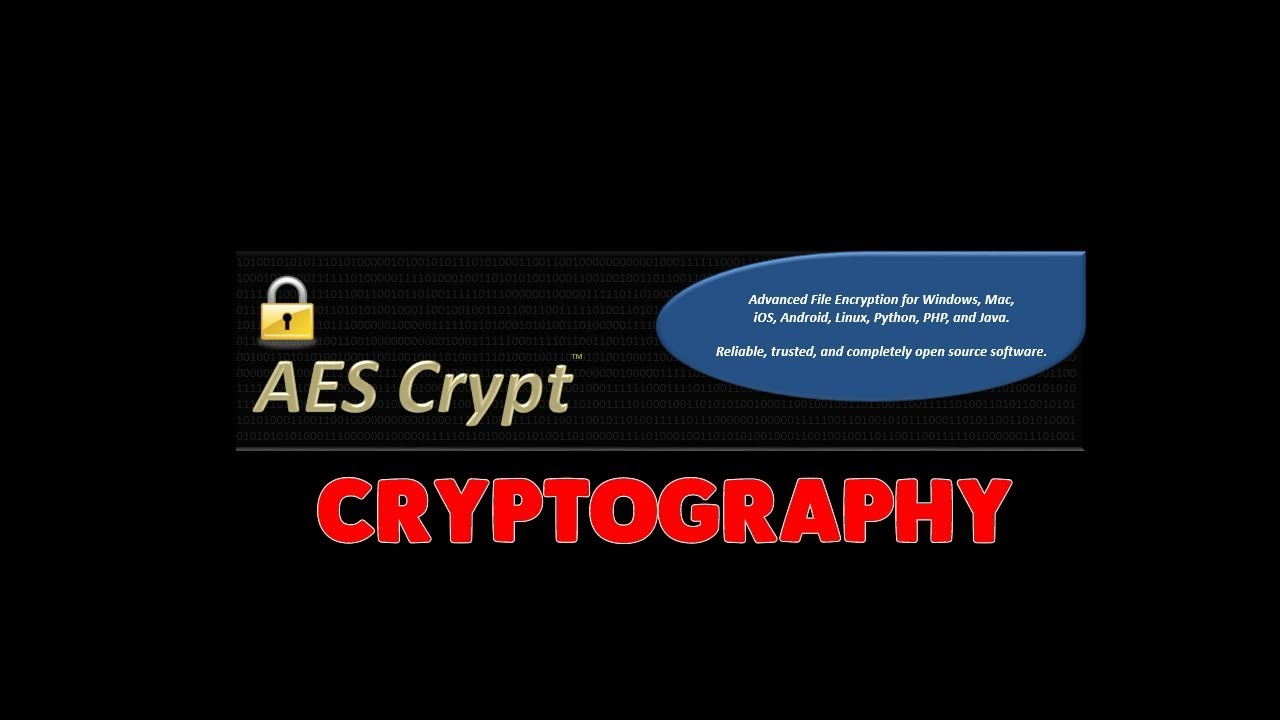 Encrypt & Decrypt Any File With AES Encryption