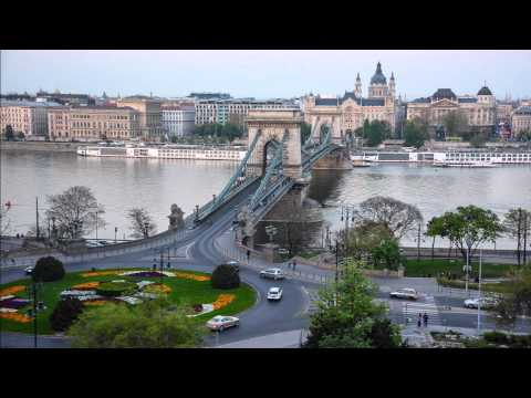 Budapest Time lapse 4014 antique
