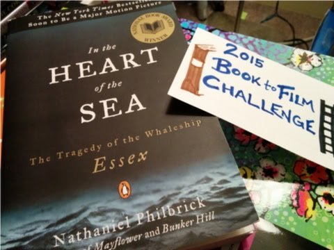 Vlog #1 ~ In the Heart of the Sea: The Tragedy of the Whaleship Essex (Book Review)