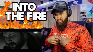 Christian Reacts to ASKING ALEXANDRIA - INTO THE FIRE