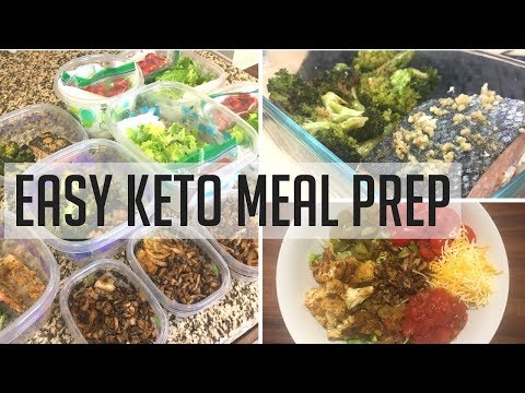easy-keto-meal-prep-for-weight-loss-(vegetarian-keto-option)-|-keila-keto