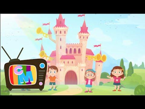 A fost odata un castel – Clopotelul Magic – cantece pentru copii – Cantece pentru copii in limba romana