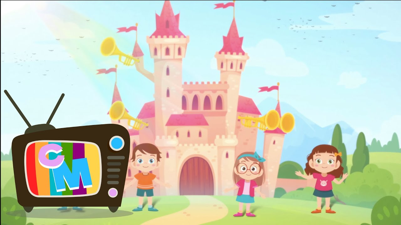 A fost odata un castel - Clopotelul Magic - cantece pentru copii