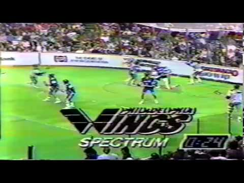 Major Indoor Lacrosse League: Making Contact With the Future (1990)
