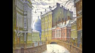St. Petersburg - the artist Vladimir Kolbasov