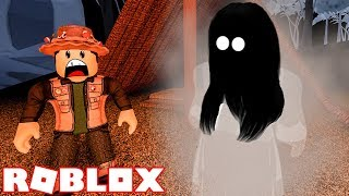 ROBLOX CAMPING FISHING | ROBLOX FISHING HORROR SPIEL