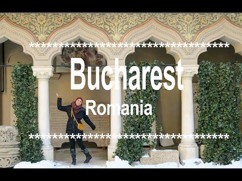 Three days in Bucharest , Romania