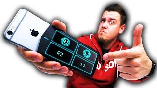 MUJA - Геймпад Будущего Для iPhone?! Управление в 6 пальцев - ЛЕГКО!