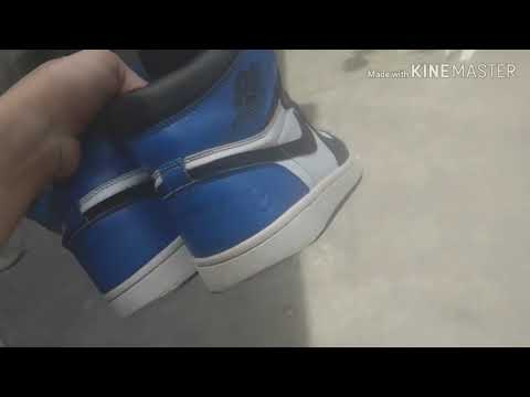 "AIR JORDAN 1 ""FRAGMENT"" YELLOWING OUTSOLE"