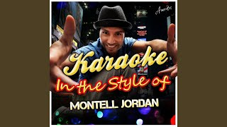 Falling (In the Style of Jordan Montell) (Karaoke Version)