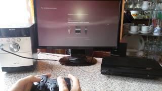 Как играть на мониторе на Sony PS3 со звуком.