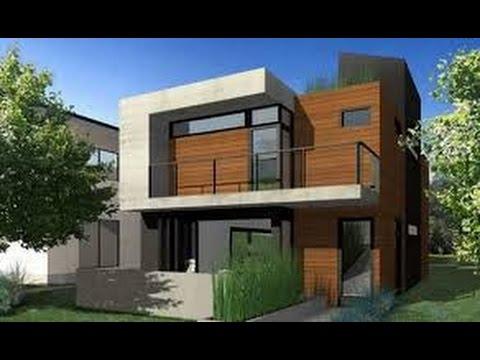 A casa moderna 2 casa youtube for Casa moderna 6 parte 2