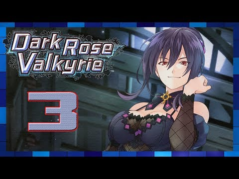 Dark Rose Valkyrie - English Walkthrough Part 3 Emergency Deployment - Sol
