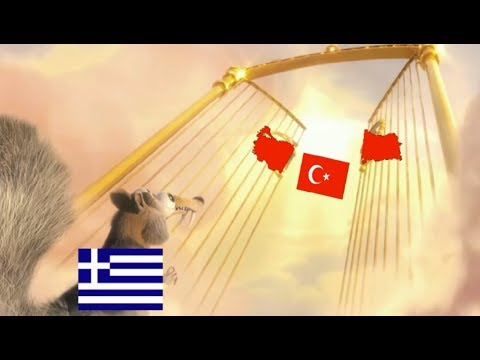 When you think Turkey is occupied in world war 1 - Ice age