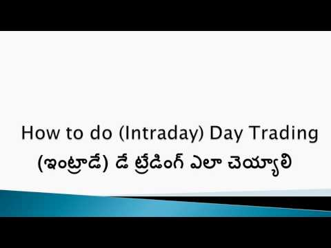How to do Day Trading with Candlestick Patterns (in Telugu) - 1.1