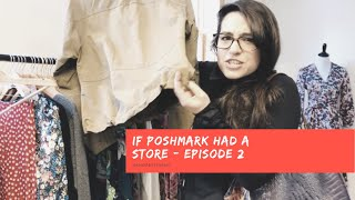 If Poshmark had a Store: Episode 2! (Funny video)