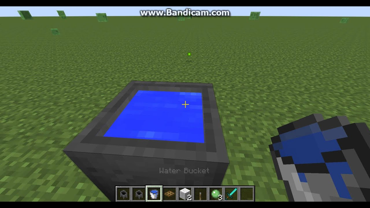 how to make a toilet in minecrft