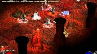 Diablo II HC Multiplayer Playthrough Part 20: Baal Runs