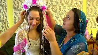 Крутая цыганская свадьба Колони в Таганроге Часть1