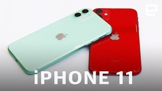 iPhone 11 hands-on: the perfect mix?