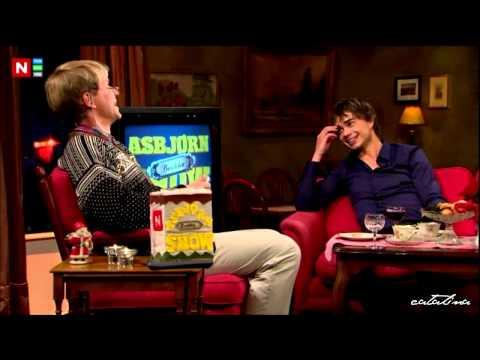 Alexander Rybak on Asbjørn Brekke Show (26.11.2012)
