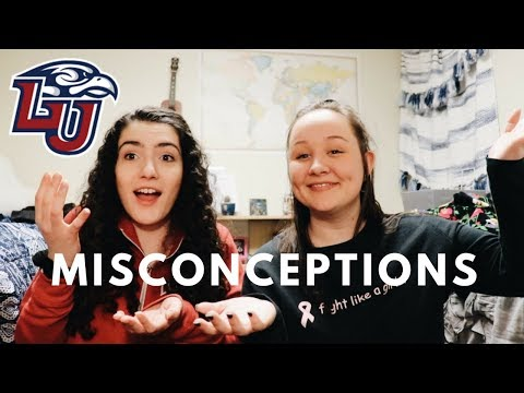 LIBERTY UNIVERSITY MISCONCEPTIONS (revisited)