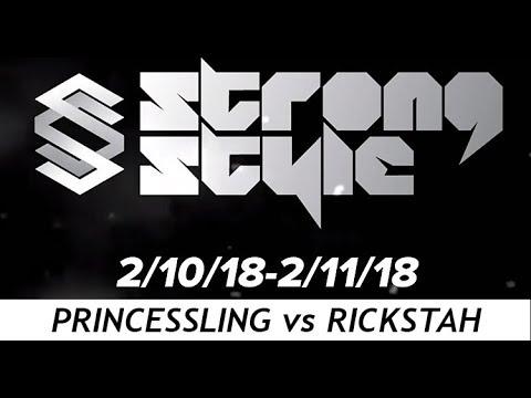 STRONGSTYLE 6 - Tekken 7 Top 8 - UYU | PrincessLing vs. Rickstah