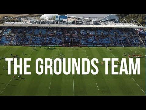 Inside Sandy Park - The Grounds Team