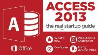 Learn how to Create Reports in Microsoft Access 2013 or 365 - Part 8
