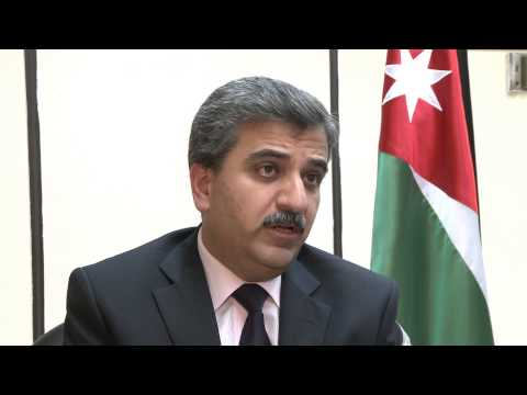 Mohammad Abu Hammour - Jordon Finance Minister Interview by RMR