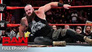 WWE Raw Full Episode, 29 October 2018