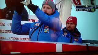 Daniel Andre Tande 101m Lahti 2018 Konkurs Drużynowy