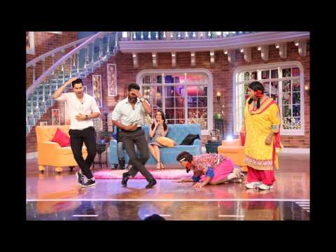 Comedy Nights With Kapil ABCD 2 Special