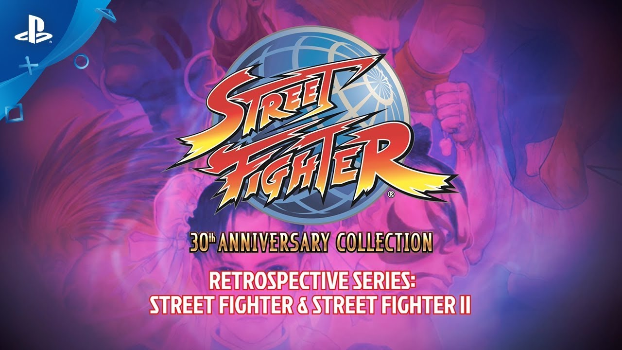 Street Fighter 30th Anniversary Collection - Retrospectiva da Série - Street Fighter I e II