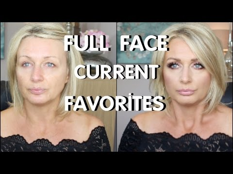FULL FACE CURRENT FAVORITES (AUGUST 2016)- COLLAB WITH MRS GINGER'S BEAUTY