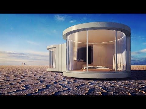 2018 Prefab Housing Module - A Comfortable Cocoon In The Heart Of Nature