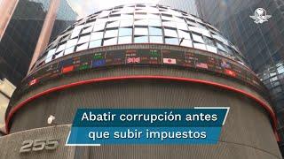 El subsecretario de Hacienda y Crédito Público, Gabriel Yorio González, dijo que en México hay una gran evasión fiscal, lo que abre un área de oportunidad por abatir antes que empezar a subir impuestos