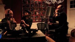 Harmonica Master Frédéric Yonnet Recording Session w/ Idan Raichel & Idia.Arie