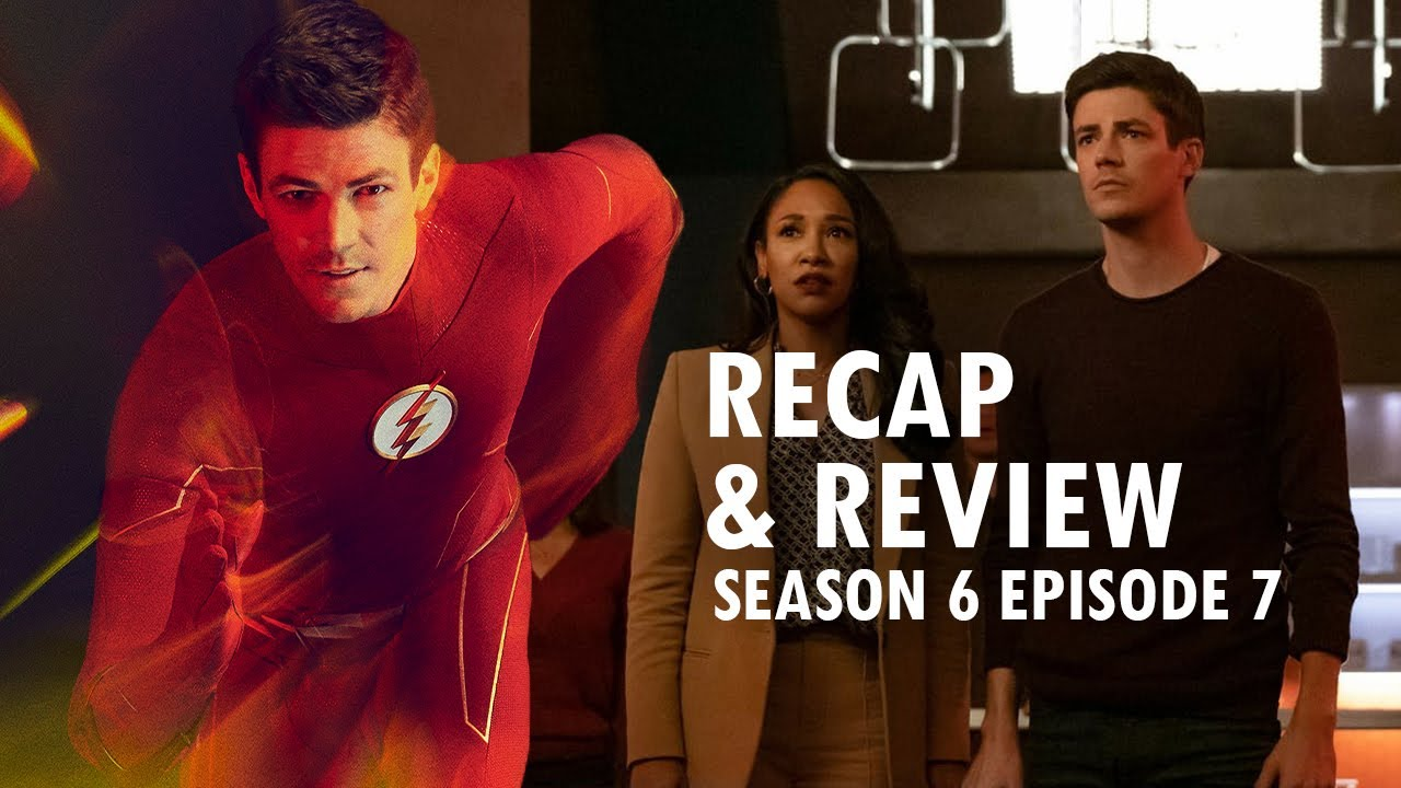 Download CRISIS IS HERE   The Flash Season 6 Episode 8 Recap & Review