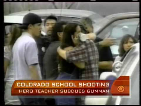 Shooting in Colo. 'Columbine' Town