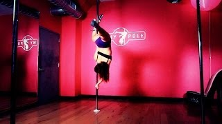 How to Do a Butterfly | Pole Dancing