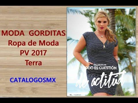 26fa1db41 Moda para Gorditas Primavera Verano 2017 by CatalogosMX