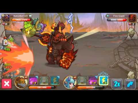 Little Empire The Seal 7-15 Fire Giant