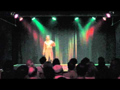 1. Cabaret Night Swing Kultur Stuttgart - IX: Stepptanz Solo