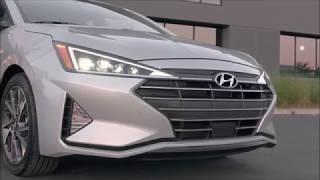Novo Hyundai Elantra 2019: detalhes externos e internos - especificações - www.car.blog.br